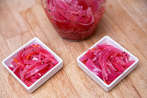 Red Onion for Pibil