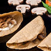 Mushrooms Quesadillas