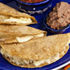 Quesadillas with Potatoes